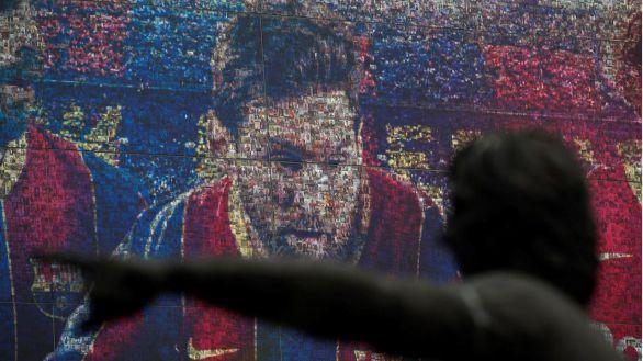 Expectación en París ante el posible fichaje de Messi por el PSG