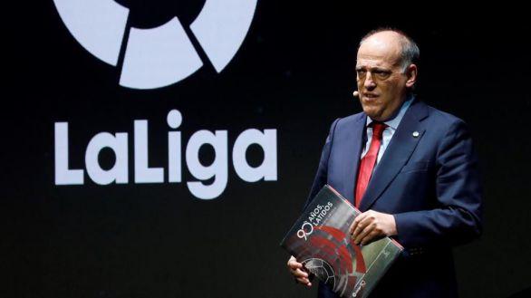 El Real Madrid demanda a Tebas por su acuerdo de 2.700 millones con el fondo CVC