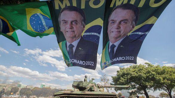 Bolsonaro vuelve a augurar un fraude electoral en 2022 tras su fracaso con el voto impreso
