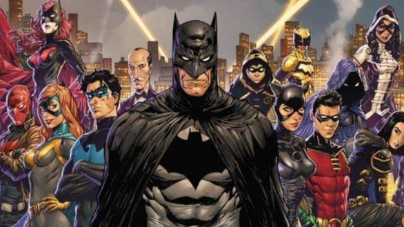 Robin revela que es bisexual en un nuevo cómic de Batman con sello español