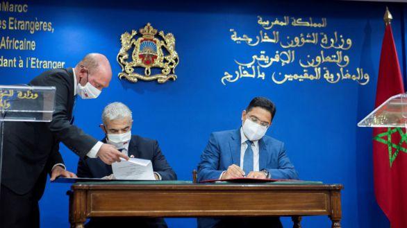 Marruecos e Israel sellan su reencuentro apostando por la paz en la región
