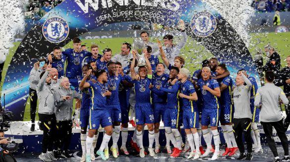 Supercopa de Europa. El Chelsea, campeón ante el Villarreal   1-1
