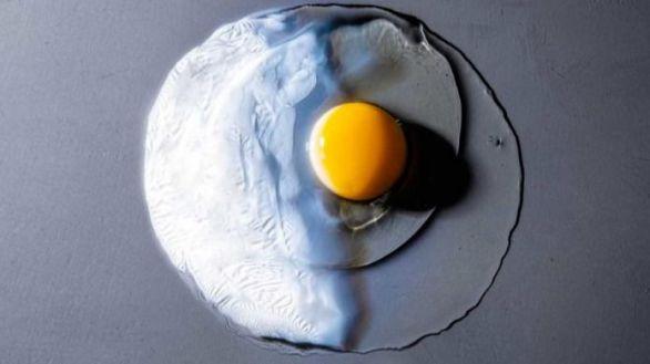 ¿Por qué se solidifica el huevo cuando se cocina?