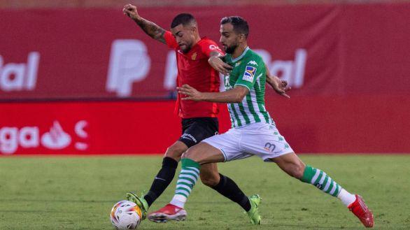 Mallorca y Betis se reparten los puntos en Son Moix |1-1