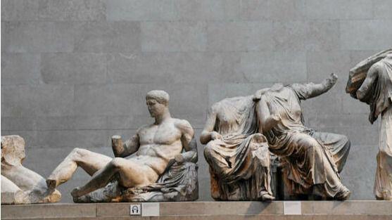 Atenas protesta por las condiciones de las esculturas del Partenón en el Museo Británico
