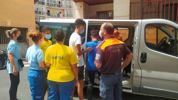 Un juzgado de Ceuta suspende la repatriación de menores a Marruecos