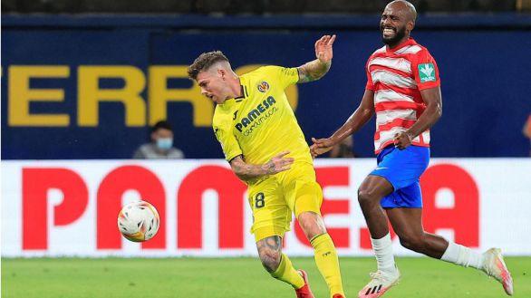 Un Villarreal espeso no pudo con un Granada defensivo  0-0