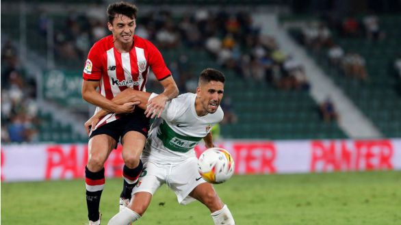 Elche y Athletic se reparten puntos y ocasiones  0-0