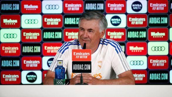 Ancelotti habla claro sobre el regreso de Cristiano: