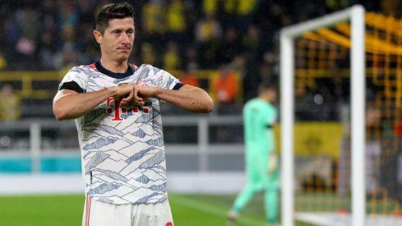 Lewandowski alecciona a Haaland en el primer título para el Bayern |1-3