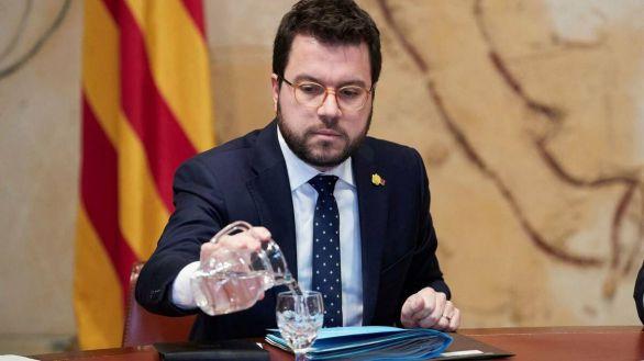 Detenido un anciano por amenazar por carta a Aragonès y a líderes independentistas