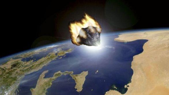 Detectan una bola de fuego sobrevolando el centro de España a 90.000 km/hora