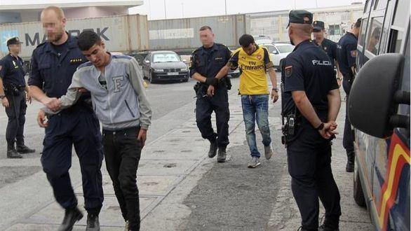 Marlaska justifica la repatriación de menores a Marruecos por la