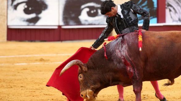 Los tres estandartes del toreo sevillano dejan su sello en La Malagueta