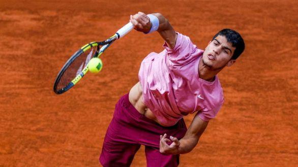ATP. La cifra de Alcaraz que le coloca en la senda de Nadal y Federer