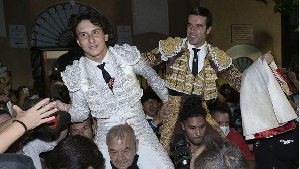 De Justo y Roca Rey triunfan y Morante deslumbra con su toreo en Cuenca