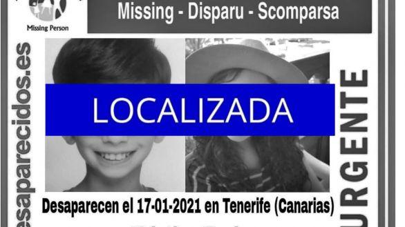 Detenido en Portugal el padre buscado en Tenerife por el secuestro de sus dos hijos