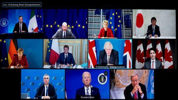 La UE también exige a Biden mantener tropas en Kabul, pero insiste en el 31 de agosto
