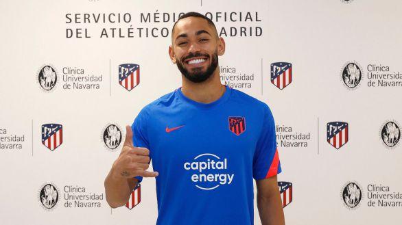 El Atlético ya tiene nuevo delantero: Matheus Cunha