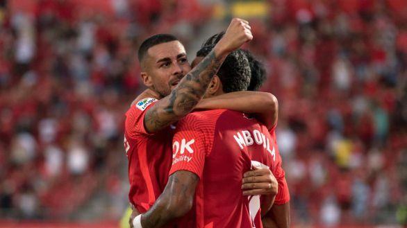 El Mallorca se marcha invicto al parón liguero  1-0