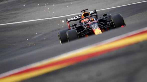 GP Bélgica. 'Pole' para Verstappen en una jornada espectacular en Spa