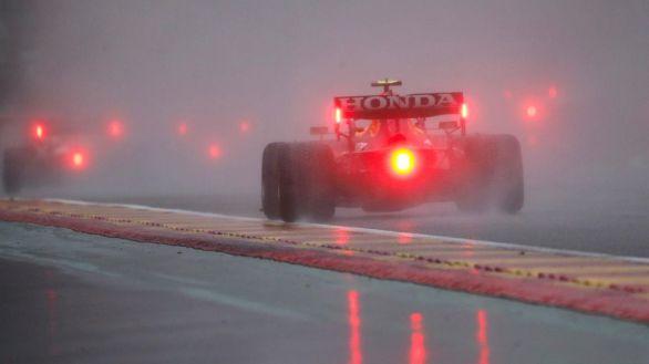 GP Bélgica. Verstappen gana la carrera más corta de la historia en Spa