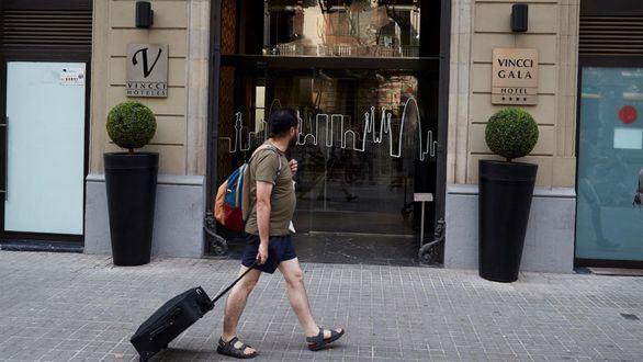 España recibió en julio cerca de 4,4 millones de turistas internacionales