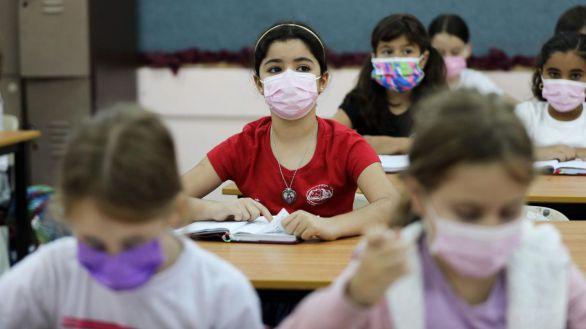 Israel arranca el curso escolar con récord de casos desde el inicio de la pandemia