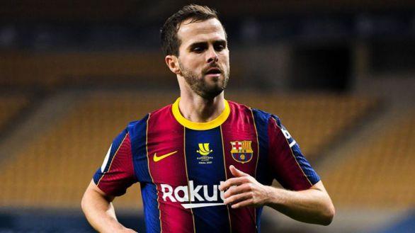 El Barcelona sigue aligerando plantilla: Pjanic, rumbo al Besiktas cedido