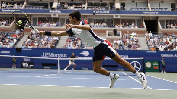 US Open. Historia de España: Alcaraz gana a Tsitsipas y conquista Nueva York