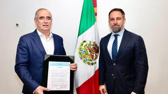 Abascal acusa a López Obrador de