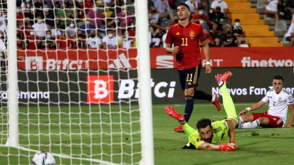 Clasificatorio Catar 2022. España lame sus heridas contra Georgia   4-0