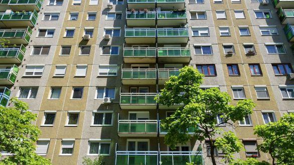 Los precios de la vivienda suben casi dos puntos y medio respecto al trimestre anterior
