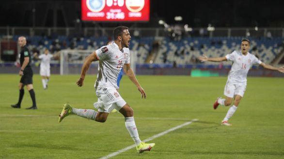 Clasificatorio Catar 2022. España también renquea con Kosovo pero sobrevive | 0-2
