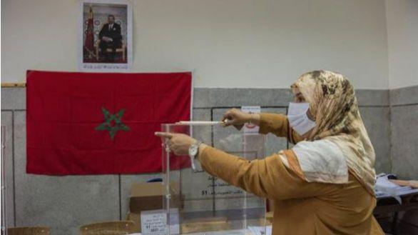 Debacle del partido islamista en Marruecos