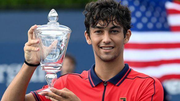 El español Daniel Rincón, campeón júnior del US Open
