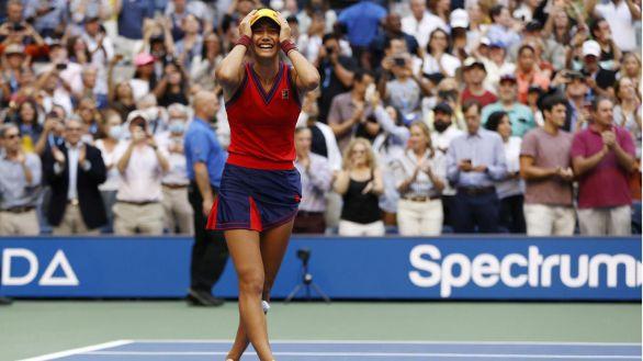 US Open. Ha nacido una estrella: Raducanu, campeona tras llegar de la previa