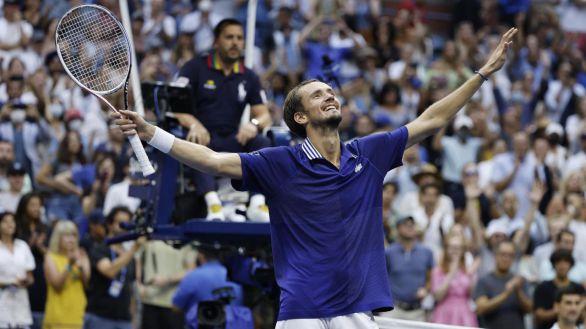 Medvedev conquista el US Open