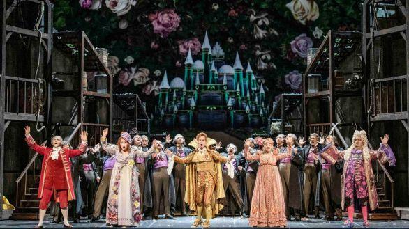 El Teatro Real inaugura su temporada 100 con La Cenicienta, de Rossini