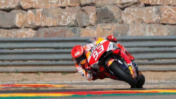 MotoGP. Marc Márquez vuelve a ilusionar a España sobre el asfalto