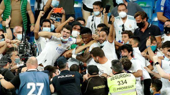 El cambio de Vinicius: Ancelotti explica por qué es un referente para su Real Madrid