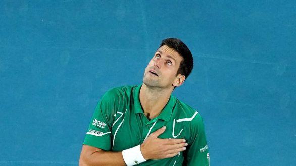 ATP. El día en que Novak Djokovic asombró al planeta por sus sentimientos