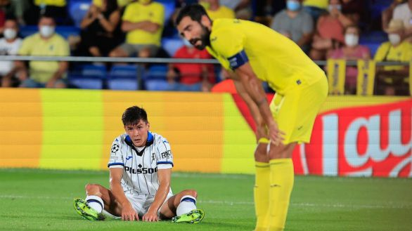 Otro mal tramo final vuelve a penalizar al Villarreal  2-2