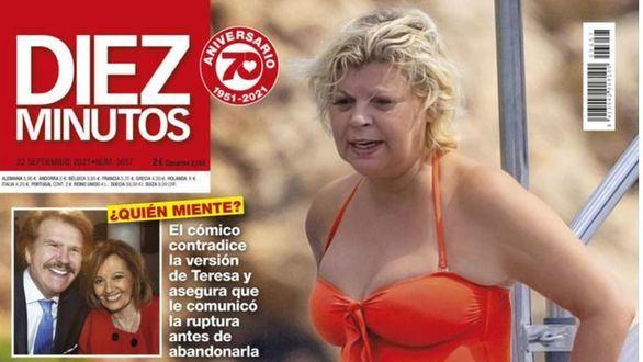 Las imágenes que confirman la relación de María Jesús Suárez y Álvaro Muñoz Escassi