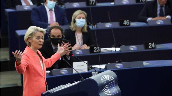 Von der Leyen marca la pauta de una Europa verde y feminista