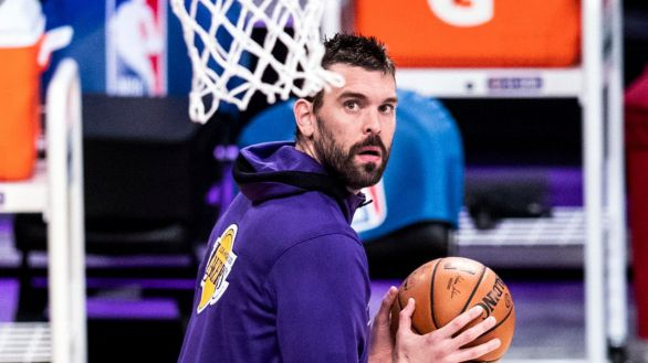 NBA. Tras ser cortado por Lakers y Grizzlies, Marc Gasol apunta a España