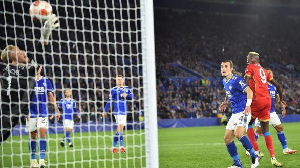 Europa League. Victor Osimhen alimenta al Nápoles y a su estatus