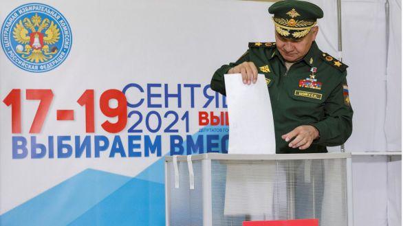 Imagen facilitada por el Ministerio de Defensa de Rusia