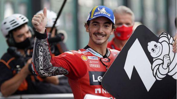 MotoGP. Bagnaia confirma el dominio de Ducati