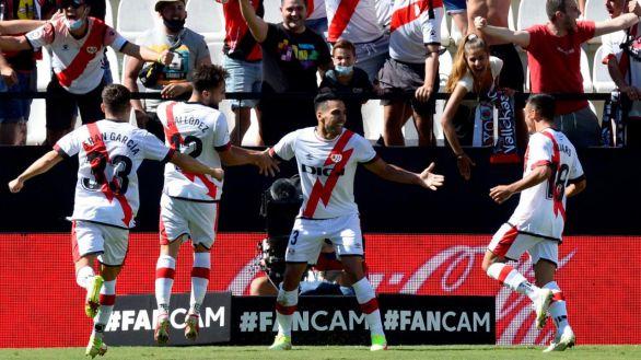 El Rayo sonríe mientras Míchel se complica su futuro en Getafe |3-0